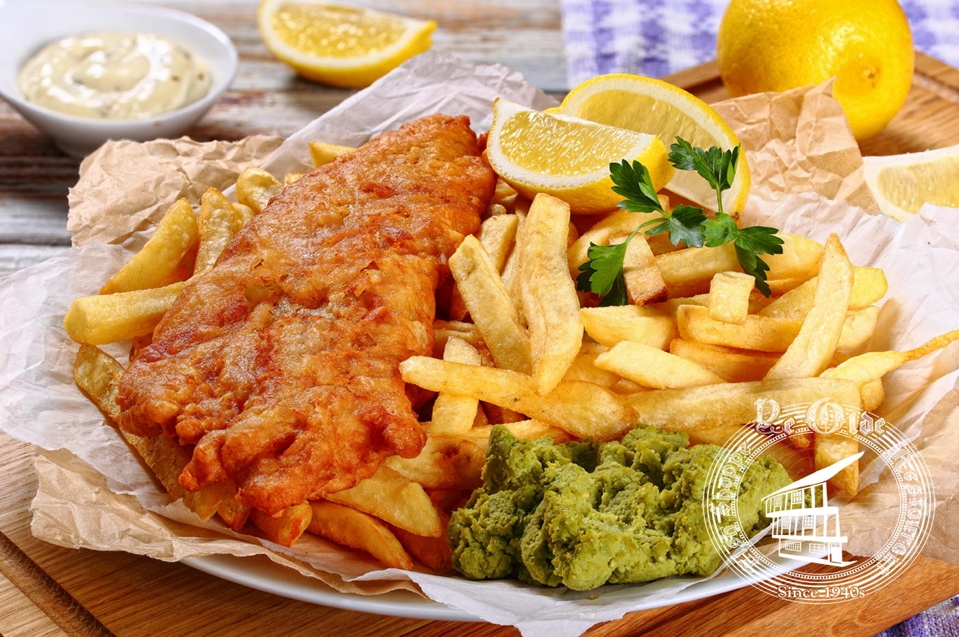Top Ten Fish 'n' Chip Facts!