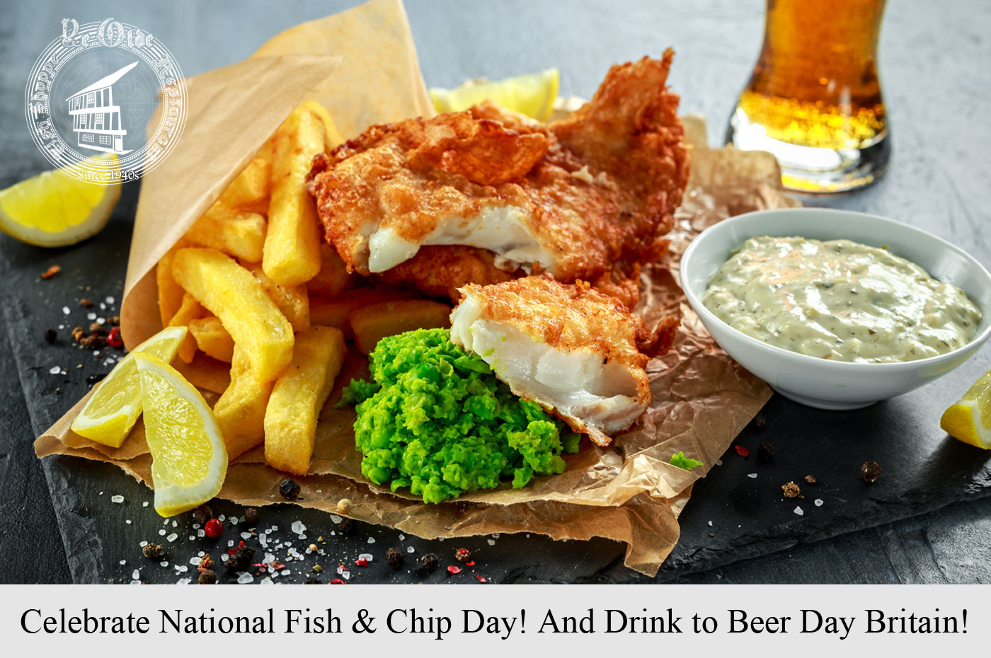 Celebrate National Fish & Chip Day!